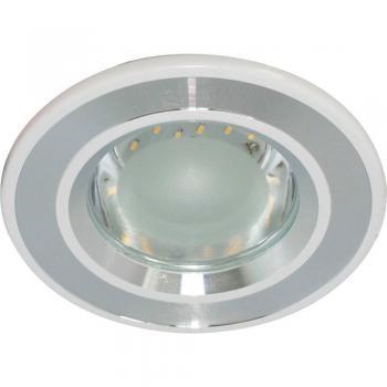 Светодиодный светильник встраиваемый со светодиодной лампой DL4747, 3.5W, 4000K , белый