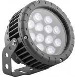 Светодиодный светильник ландшафтно-архитектурный Feron LL-883 85-265V 12W 2700K IP65