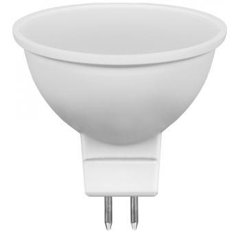 Лампа светодиодная, (7W) 230V G5.3 4000K, LB-26