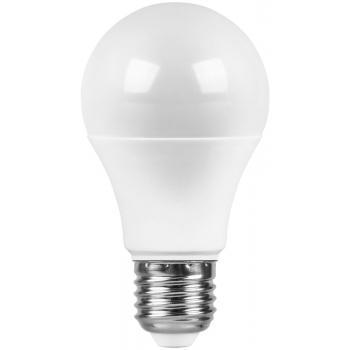 Лампа светодиодная SAFFIT SBA6012 Шар E27 12W 6400K