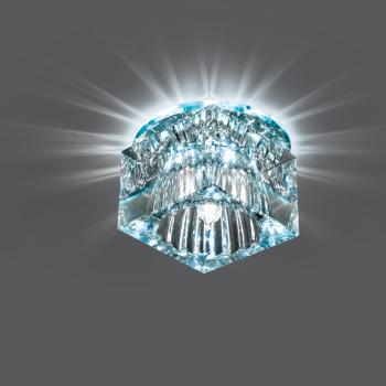 Светильник точечный Gauss Crystal BL013 Кристал, G9, LED 4000K 1/30