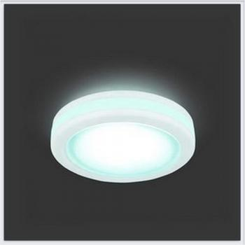 Светильник Gauss Backlight BL103 Кругл. Белый, 8W, LED 4000K 1/60