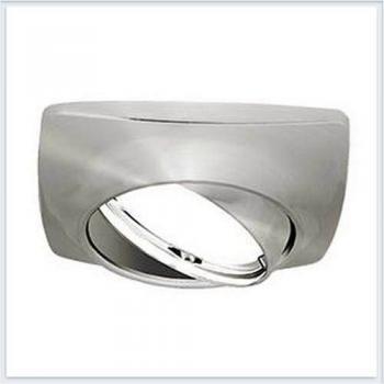 Светильник Gauss Metal Exclusive CA068 Круг. Титан, Gu5.3 1/100
