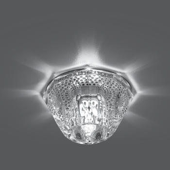 Светильник точечный Gauss Crystal CR026, G9 1/30