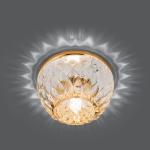 Светильник точечный Gauss Crystal CR059 Кристал/Хром, G9 1/30