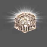 Светильник точечный Gauss Crystal BL014 Кристал, G9, LED 2700K 1/30