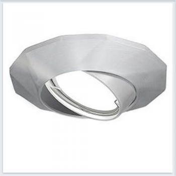 Светильник Gauss Metal Exclusive CA080 Круг. Матовый алюминий, Gu5.3 1/100