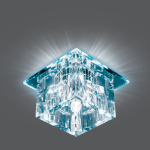 Светильник точечный Gauss Crystal BL017 Кристал, G9, LED 4000K 1/30