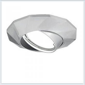 Светильник Gauss Metal Exclusive CA081 Круг. Хром, Gu5.3 1/100