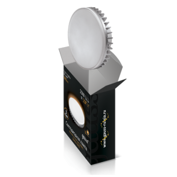 Лампа светодиодная Gauss LED SMD GX70 10W 2700K