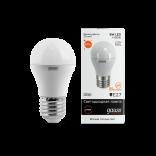 Лампа светодиодная Gauss LED Elementary Globe 6W E27 2700K 1/10/50