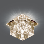 Светильник точечный Gauss Crystal BL018 Кристал, G9, LED 2700K 1/30