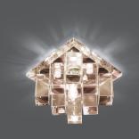 Светильник точечный Gauss Crystal BL028 Кристал, G9, LED 2700K 1/30