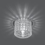 Светильник точечный Gauss Crystal CR031, G9 1/30