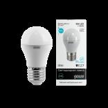 Лампа светодиодная Gauss LED Elementary Globe 6W E27 4100K 1/10/50