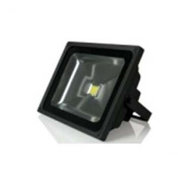 Прожектор светодиодный Gauss LED 40W COB 285*235*145mm IP65 6500К черный