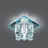 Светильник точечный Gauss Crystal BL001 Кристал, G9, LED 4000K 1/50
