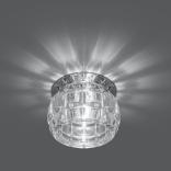 Светильник точечный Gauss Crystal CR002, G9 1/30