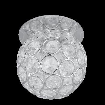Светильник Gauss Brilliance CR060 Шар Кристалл/Хром, G9