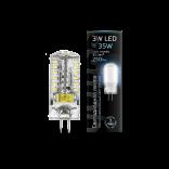 Лампа светодиодная Gauss LED G4 12V 3W 4100K 1/20/200