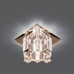 Светильник точечный Gauss Crystal BL002 Кристал, G9, LED 2700K 1/50