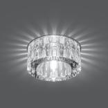 Светильник точечный Gauss Crystal CR016, G9 1/30