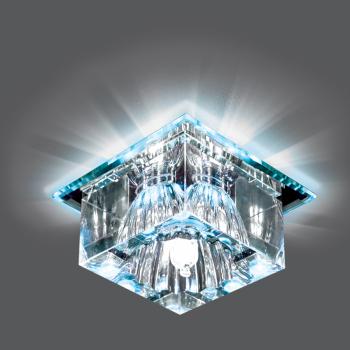 Светильник точечный Gauss Crystal BL009 Кристал, G9, LED 4000K 1/30