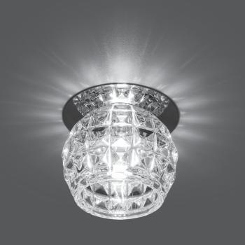 Светильник точечный Gauss Crystal CR018, G9 1/30