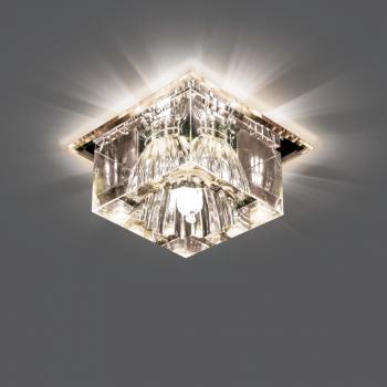 Светильник точечный Gauss Crystal BL010 Кристал, G9, LED 2700K 1/30