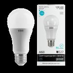 Лампа светодиодная Gauss LED Elementary Globe 12W A60 E27 4100K (нейтральный свет)