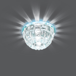 Светильник точечный Gauss Crystal BL011 Кристал, G9, LED 4000K 1/30