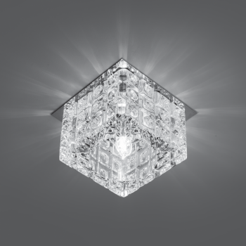 Светильник точечный Gauss Crystal CR024, G9 1/30