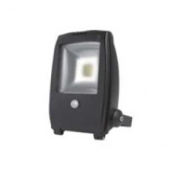 Прожектор светодиодный Gauss LED 10W COB сенсорный AC100-240V IP65 6500K черный