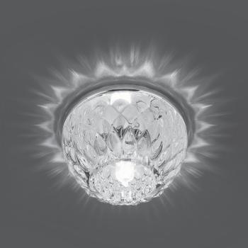 Светильник точечный Gauss Crystal CR058 Кристал/Золото, G9 1/30