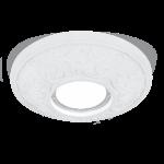 Светильник Gauss Gypsum GY002 белый, Gu5.3, d150 1/24