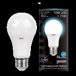 Лампа светодиодная Gauss LED общего назначения 10W 4100K (нейтральный свет)