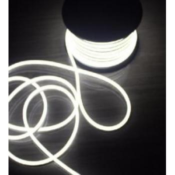 Светодиодный гибкий неон 0816 220V холодный белый