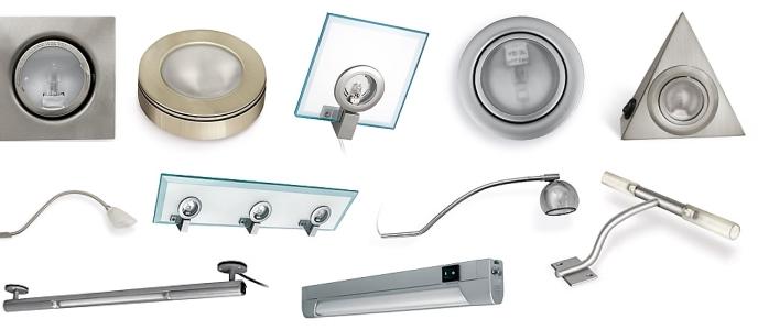 Мебельные светильники с доставкой по Беларуси