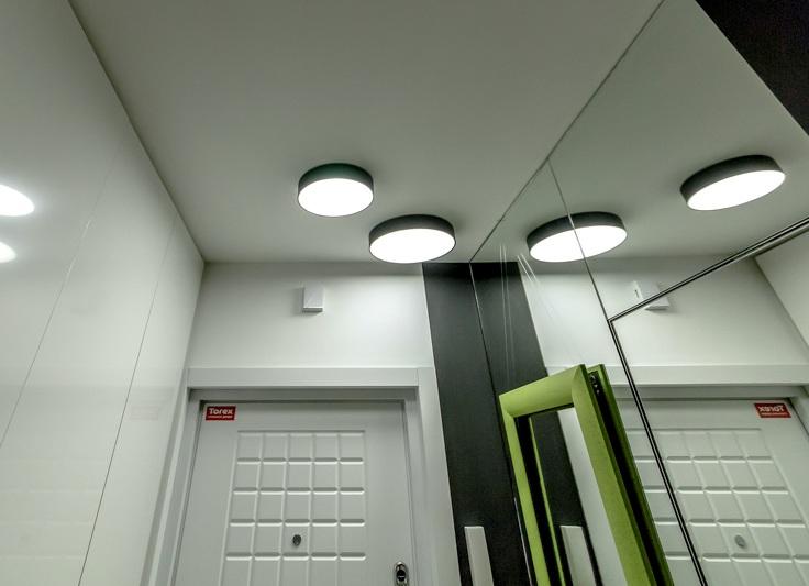 Светильник светодиодный накладной