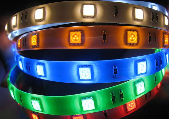 Светодиодная лента 5050 60 led