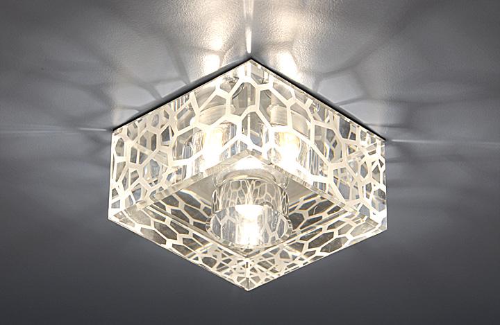 Светильники точечные потолочные