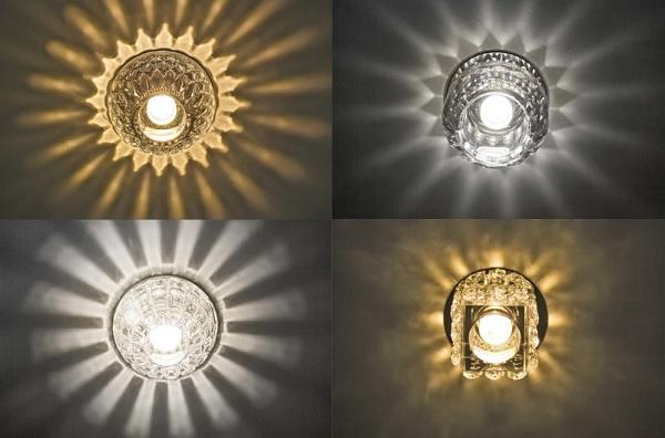 светильник встраиваемый feron